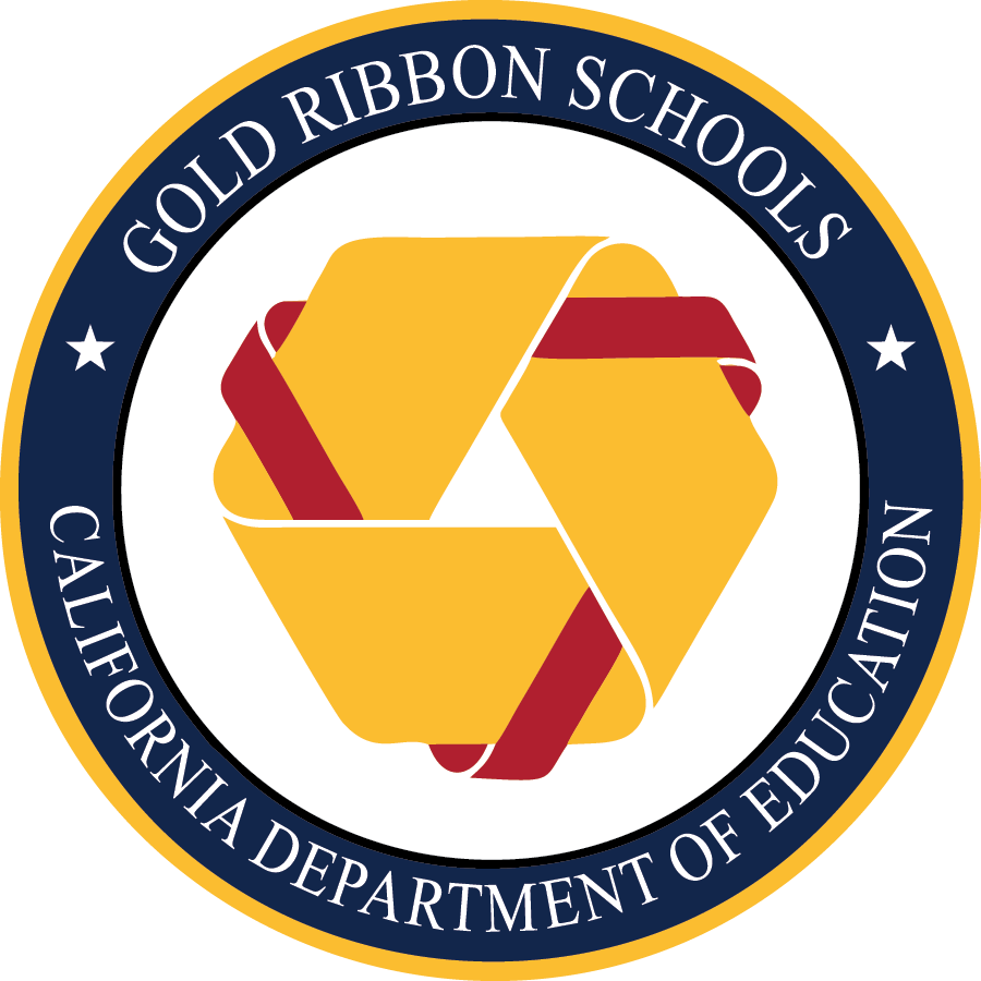 2015 Gold Ribbon School
